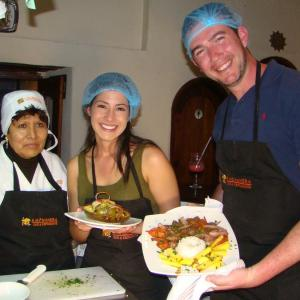 Peru Culinary Adventure <br />7 Days - $1485 pp