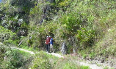 Inca Trail Hike 2 Days