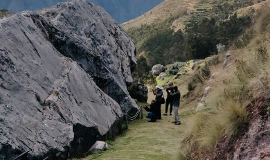 Peru Adventure Film Project May 2019