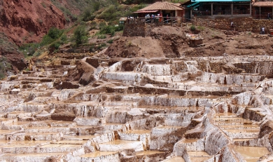 Peru Maras Salt Ponds Closed to Pedestrians