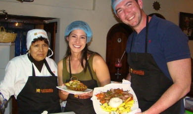 Peru Culinary Adventure 7 Days