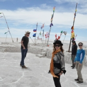 Bolivia Salt Flats & More