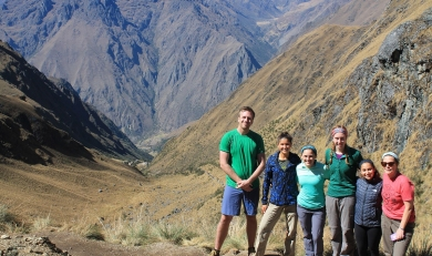 Inca Trail Hike 4 Days