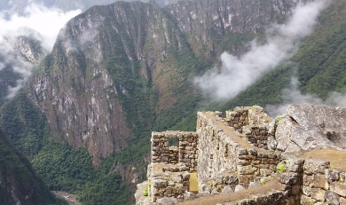 Machu Picchu Weather:  the good, the bad, and the ugly