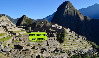 After Closing for Covid-19, Machu Picchu Reopens With New Rules for Travelers