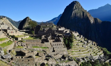Excursion to Machu Picchu & Galapagos Islands