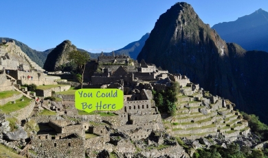 How to Give a Trip to Machu Picchu as a Gift